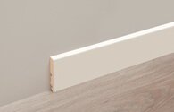 BA White skirting 80mm 9330-3045 компресия